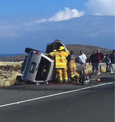 Brennan crash